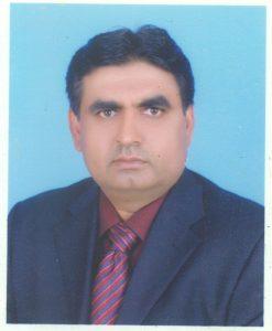 Mr. Qadeer Ahmed Vaseer